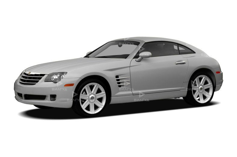 Диагностика ошибок сканером Chrysler Crossfire в Новокуйбышевске