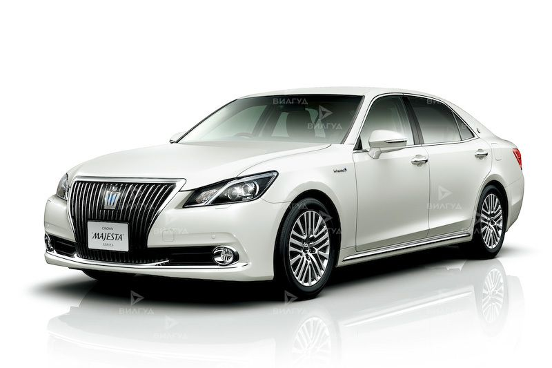 Диагностика ошибок сканером Toyota Crown Majesta в Новокуйбышевске